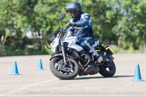 Motorrijbewijspoint Vlissingen motor rijtest