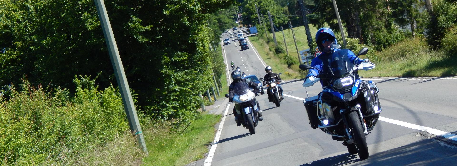 Motorrijbewijspoint Bordelle snel motorrijbewijs halen