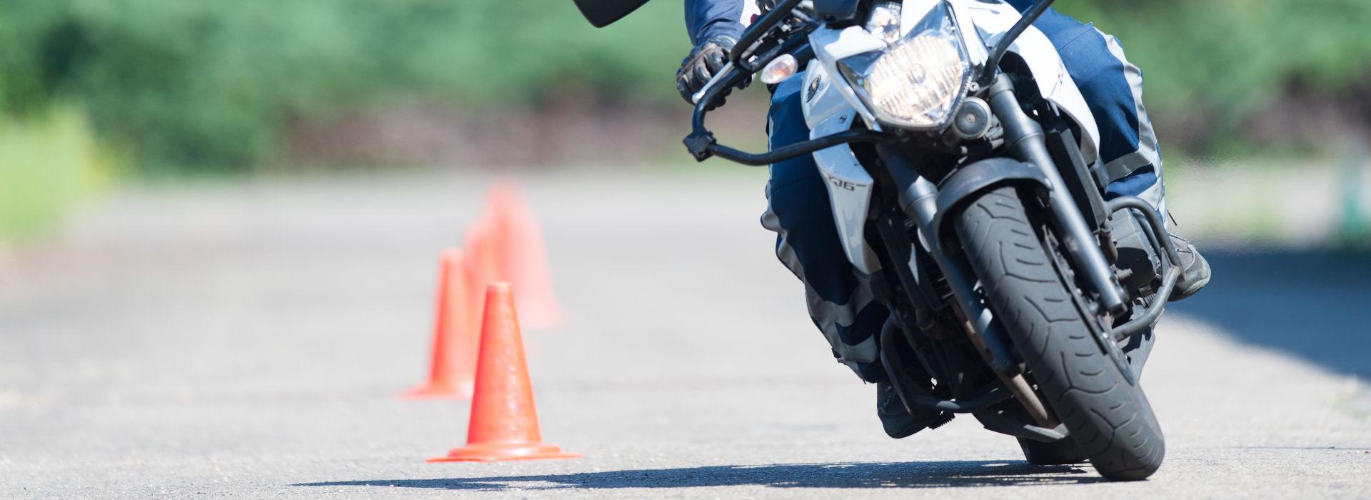 Motorrijbewijspoint Vlissingen motor rijvaardigheid